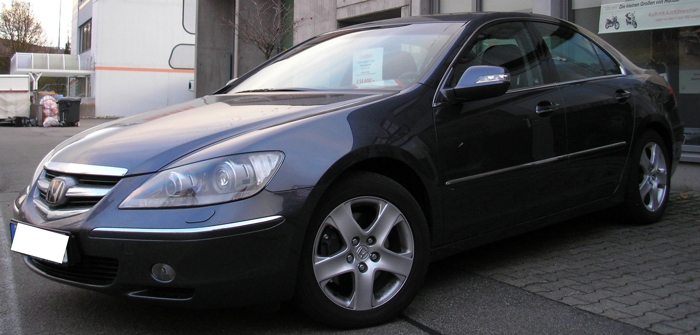 2006 Honda Legend #7