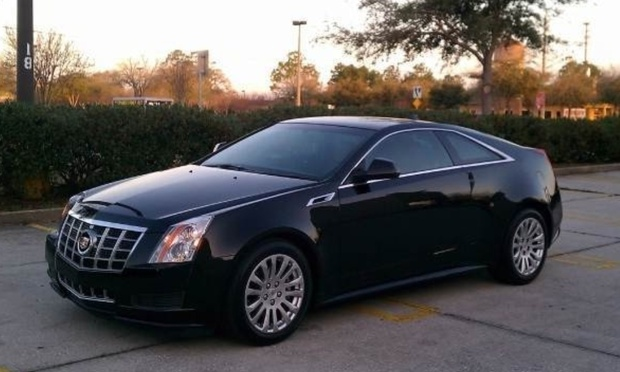 2013 Cadillac Cts Coupe #14