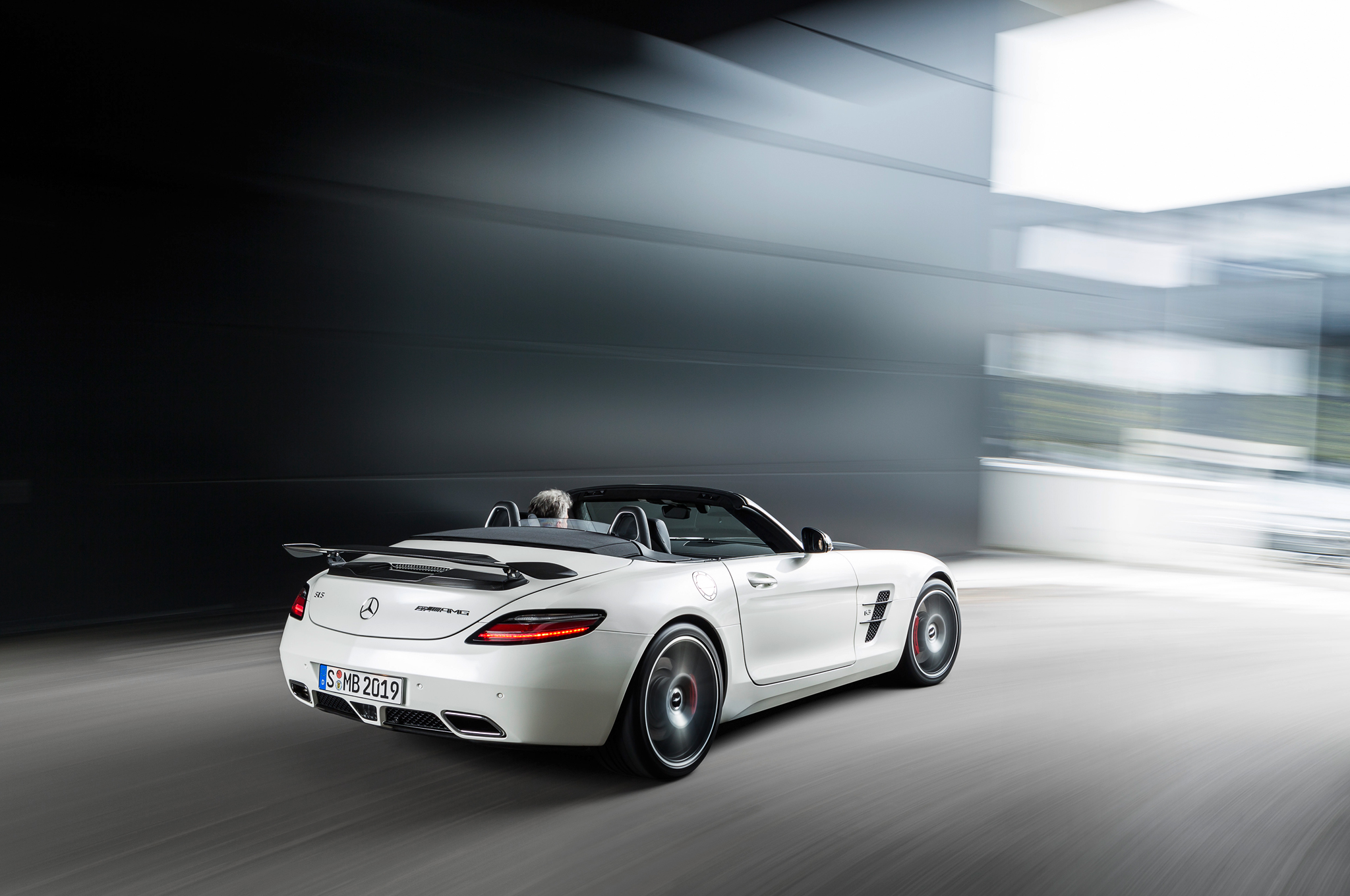 2015 Mercedes-Benz Sls Amg Gt Final Edition #13