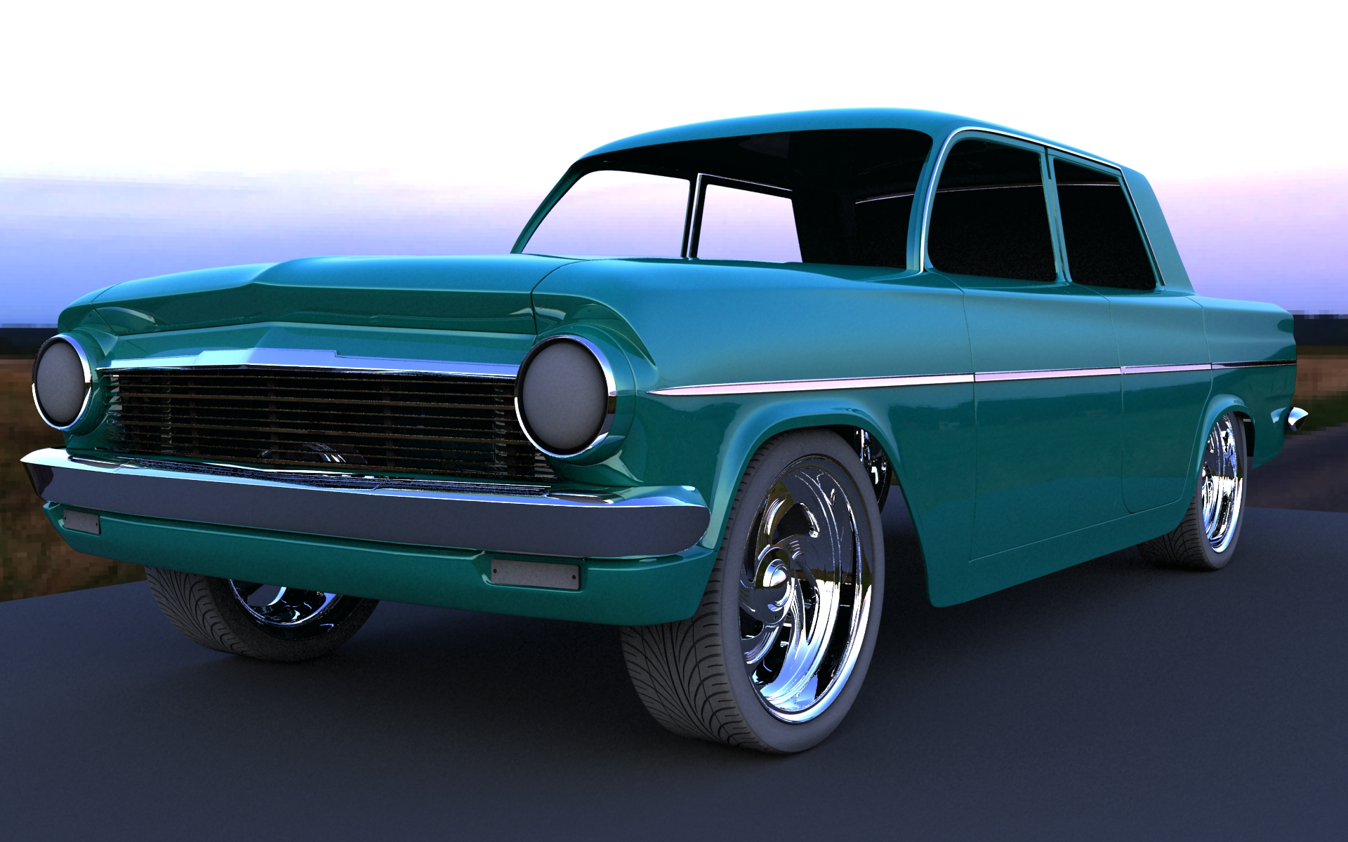 1964 Holden EH #9