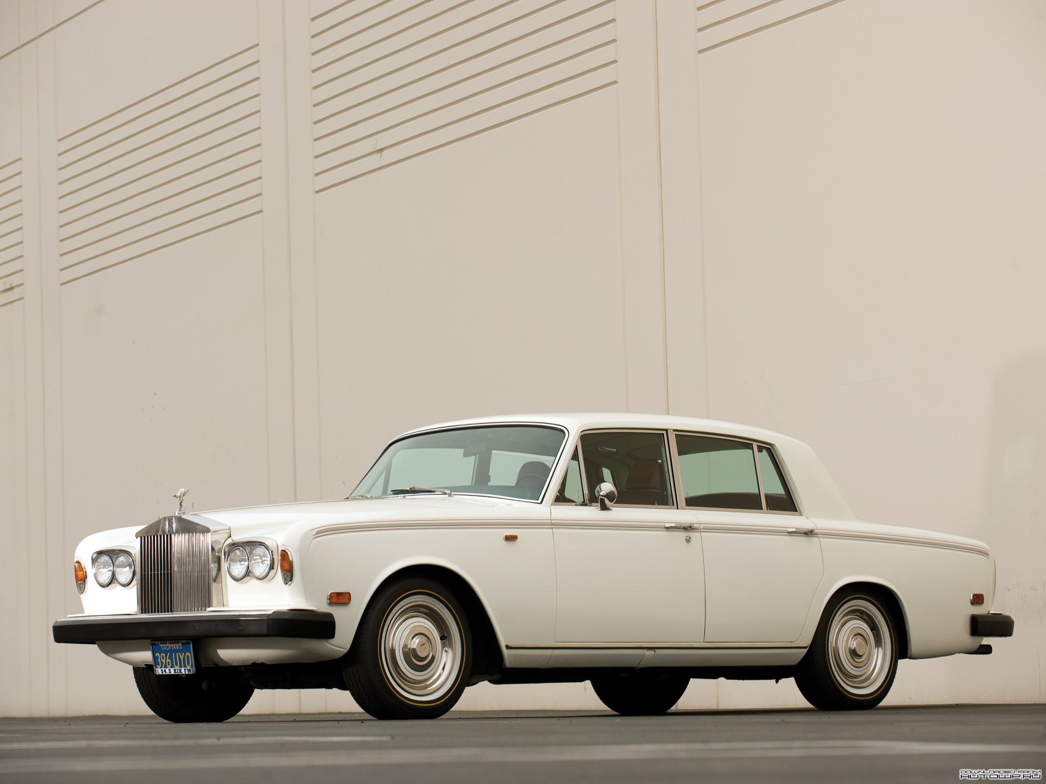 1969 Rolls royce Silver Shadow #8