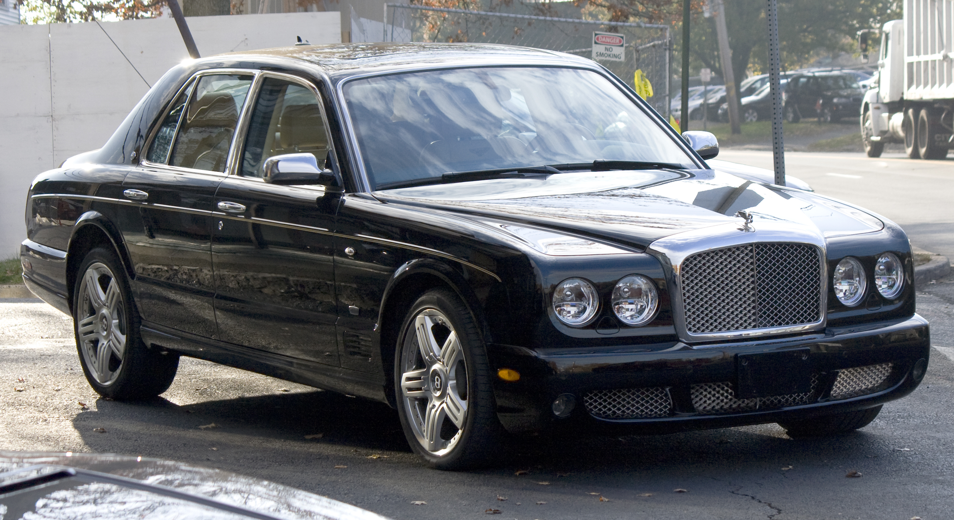 2008 Bentley Azure #12