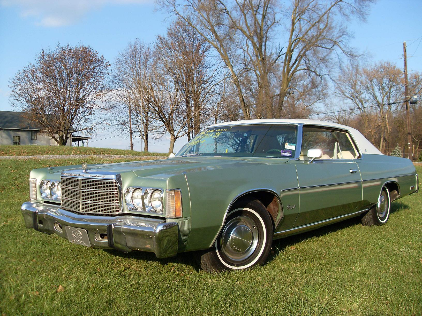 1978 Chrysler Newport #2