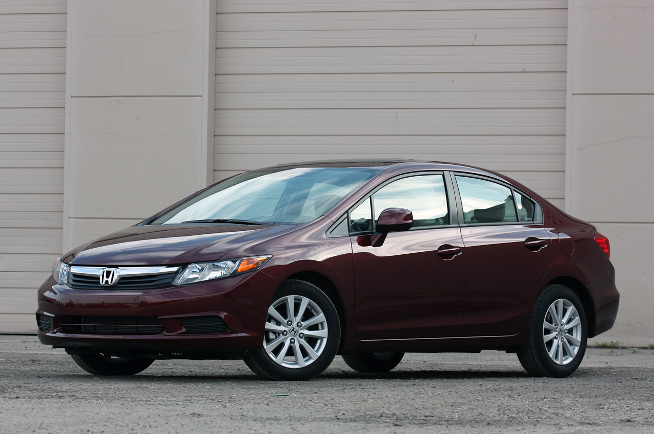 2012 Honda Civic #1