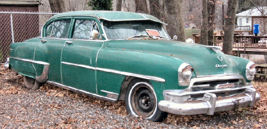 1954 Chrysler Windsor #9