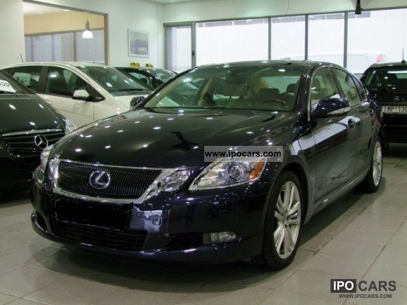 2008 Lexus Gs 450h Photos, Informations, Articles - BestCarMag.com