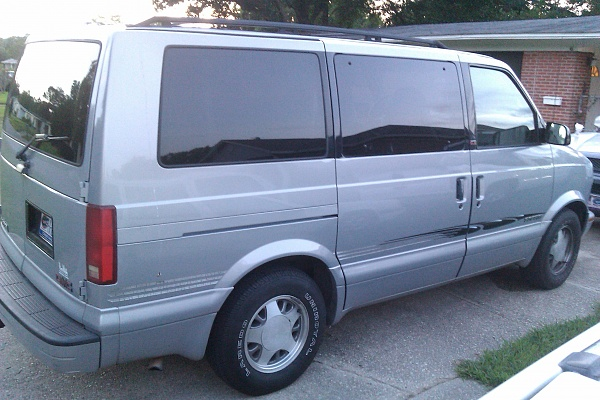 1999 Gmc Safari #8
