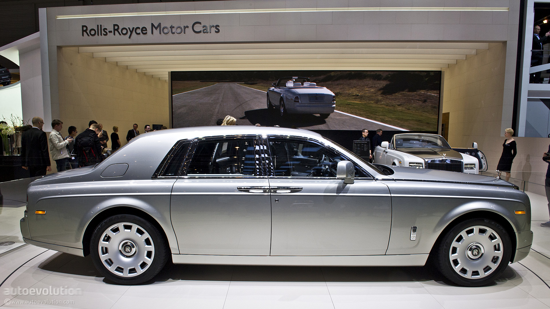 2012 Rolls royce Ghost #14