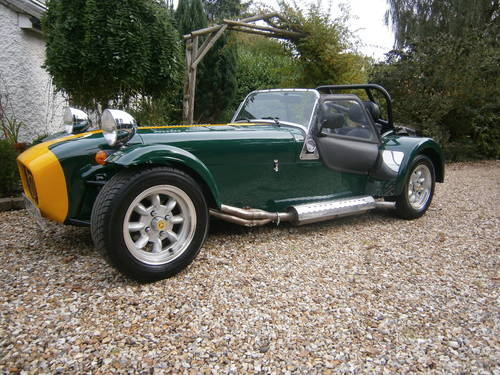 1995 Caterham Super 7 #7
