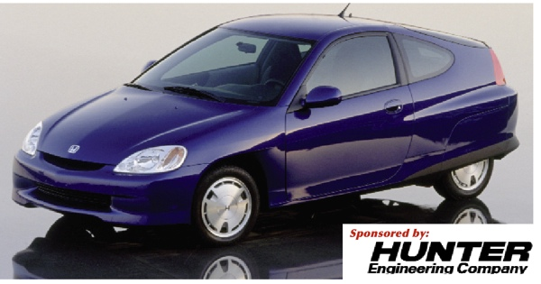 2006 Honda Insight #15