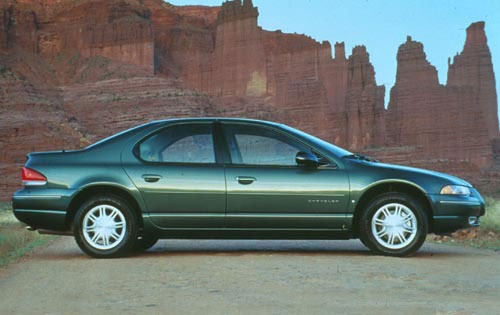 1997 Chrysler Cirrus #11