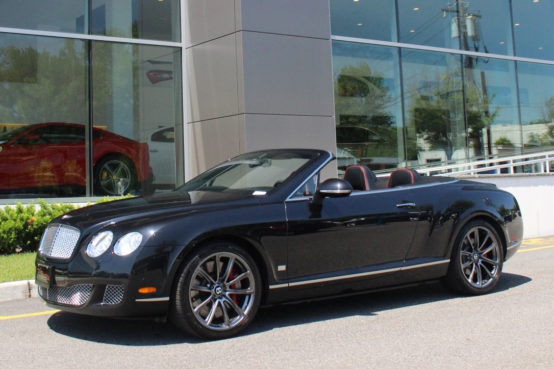 2011 Bentley Continental Gtc Speed #9