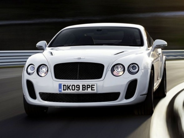 2012 Bentley Continental Supersports #7