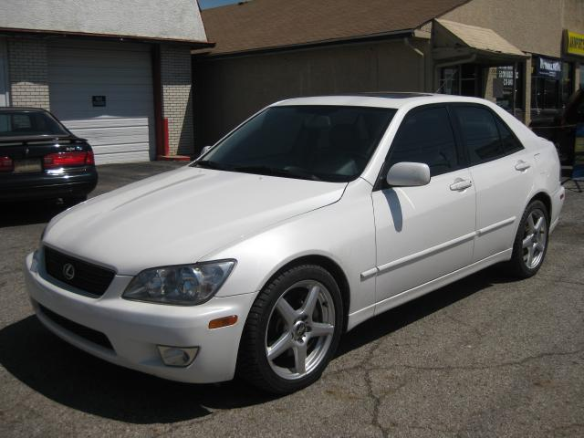 2003 Lexus Is 300 #16
