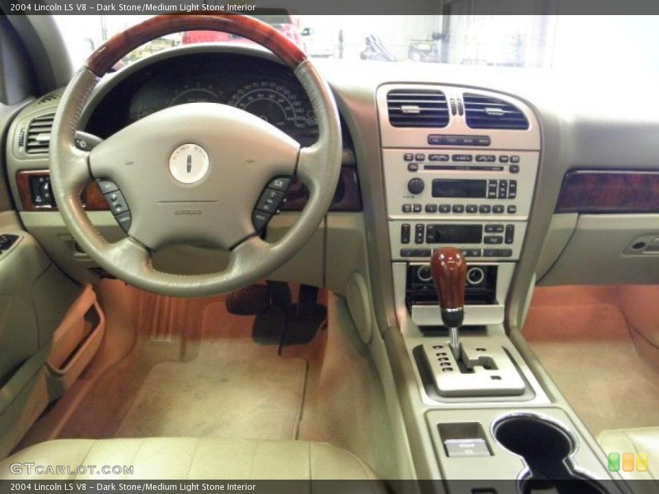2004 Lincoln Ls #13