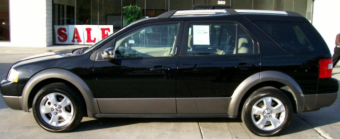 2006 Ford Freestyle #12