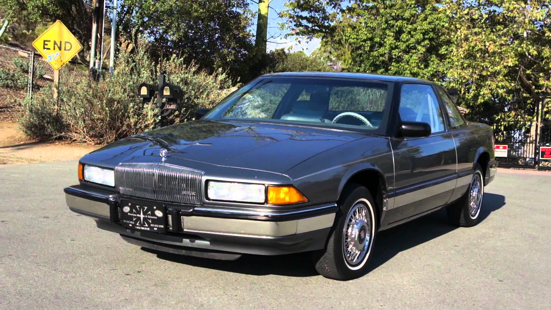 1990 Buick Regal #8
