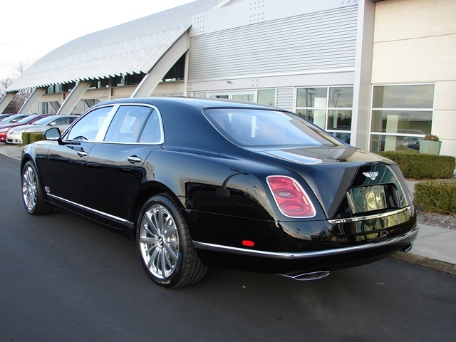 2013 Bentley Mulsane #16