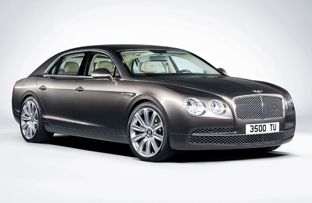 2014 Bentley Flying Spur #11