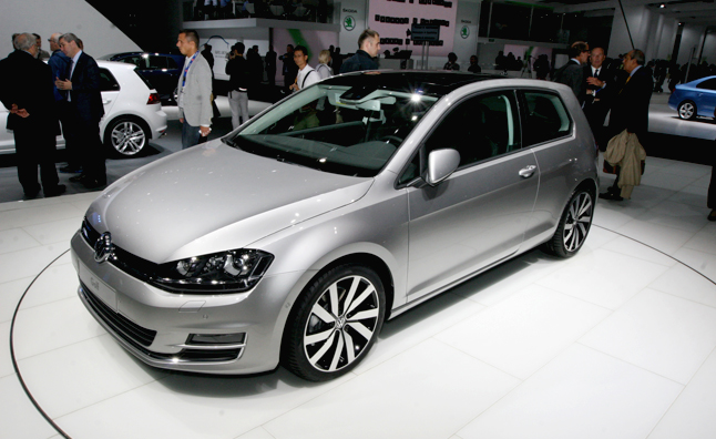 2014 Volkswagen Golf #15