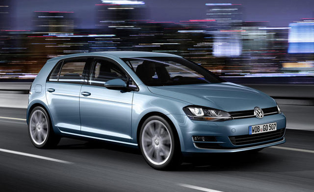 2014 Volkswagen Golf #10