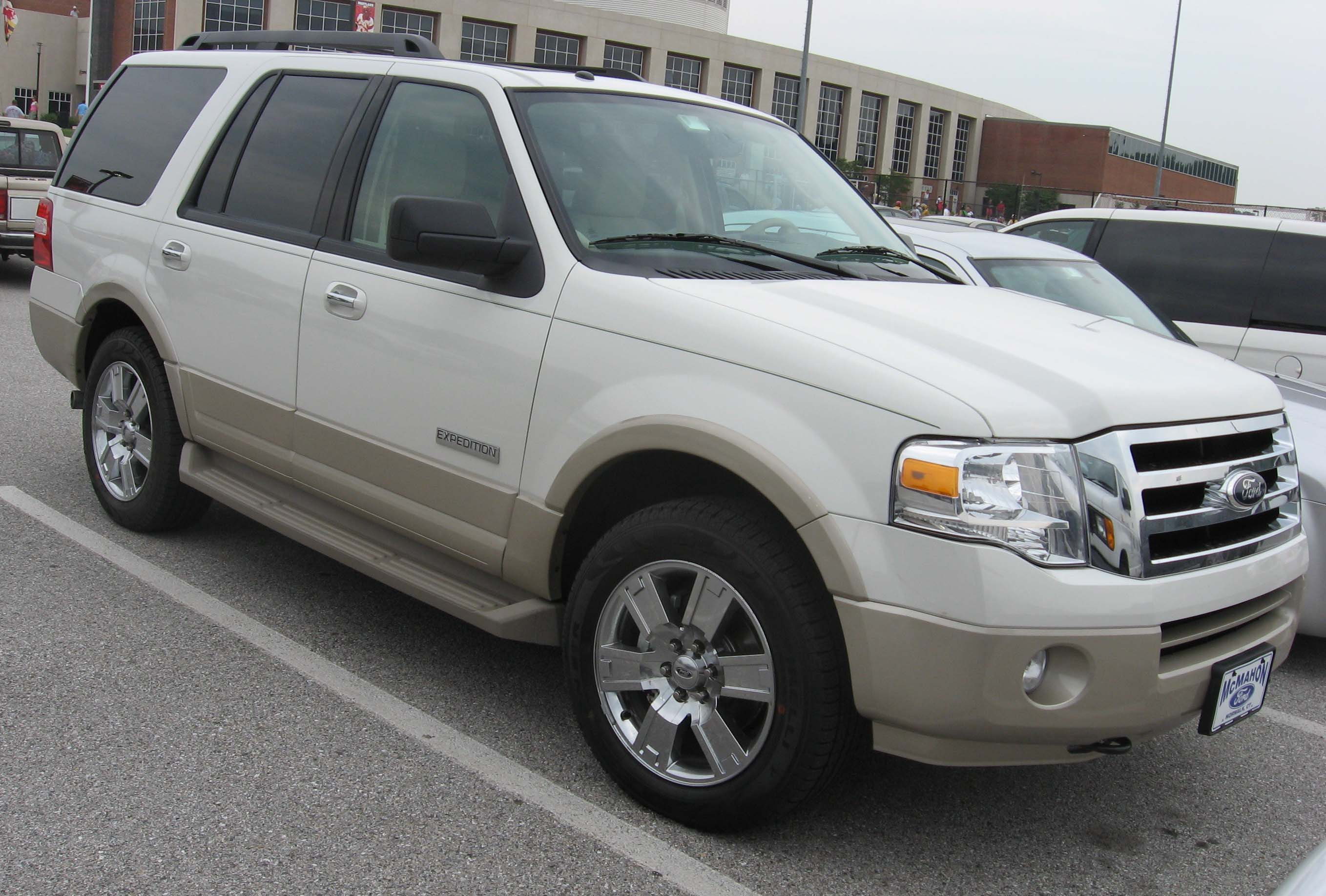 2007 Ford Expedition Photos Informations Articles