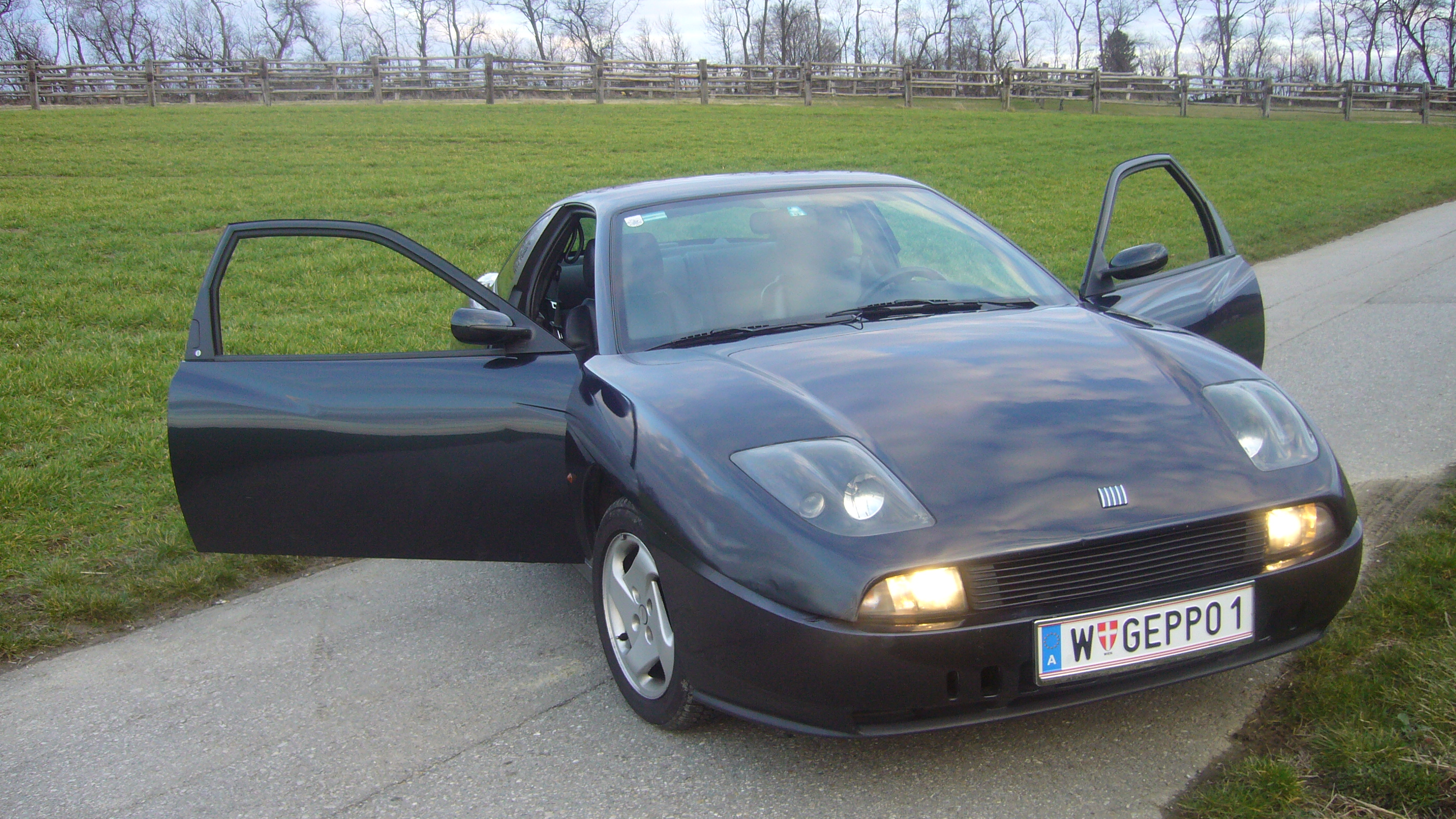 1998 Fiat Coupe #7