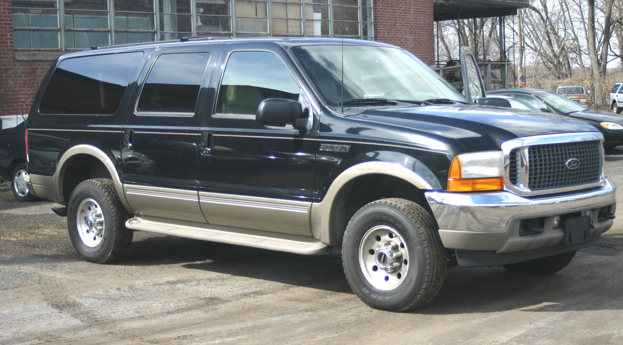 2001 Ford Excursion #5