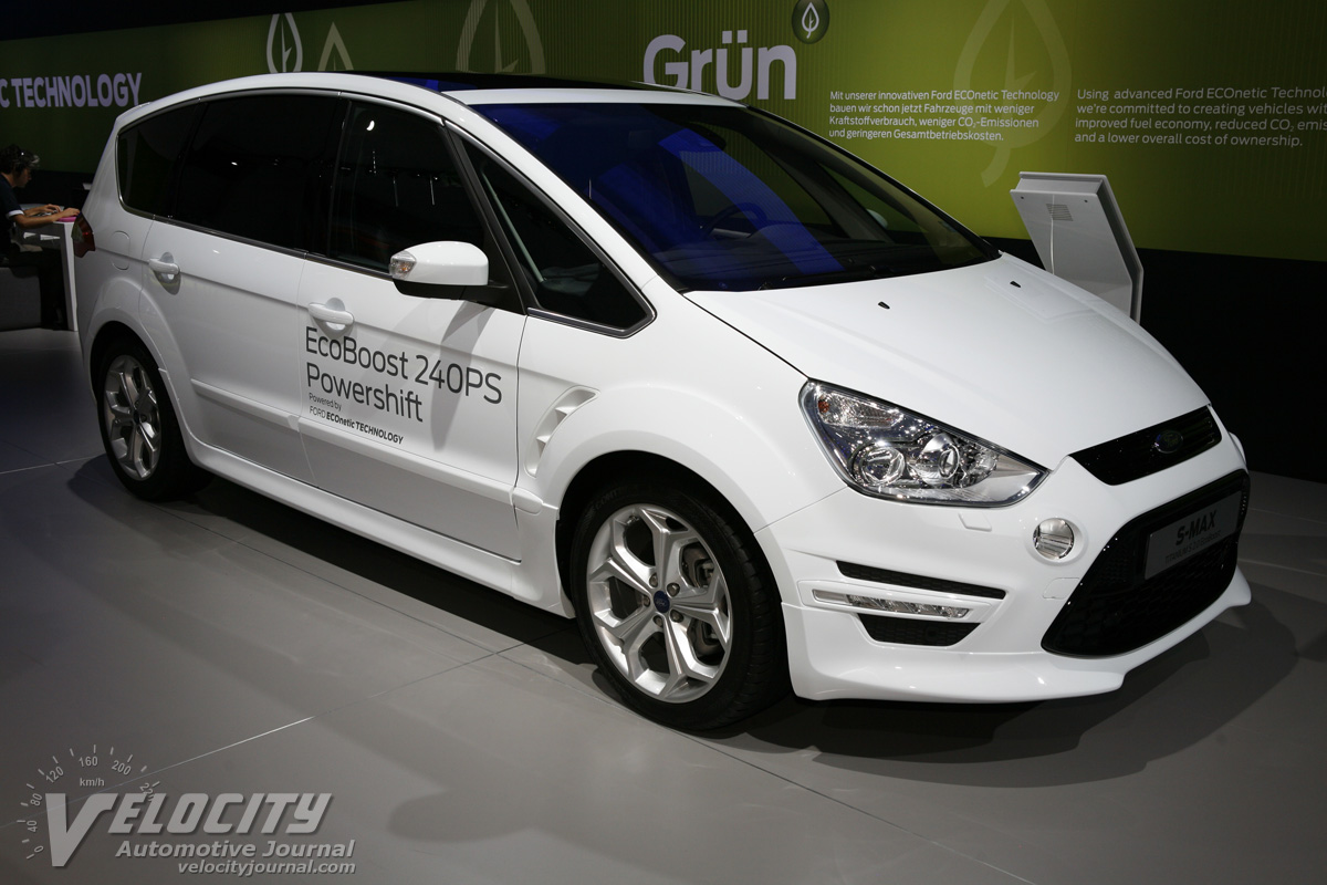2012 ford s max photos informations articles. Black Bedroom Furniture Sets. Home Design Ideas