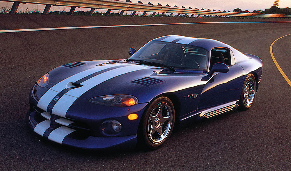 1996 Chrysler Viper #4