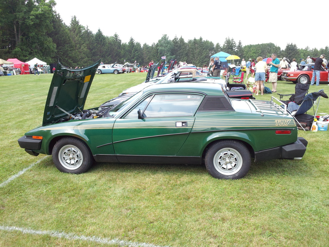 Triumph Tr7 Photos Informations Articles Wiring Diagram For 1976 14