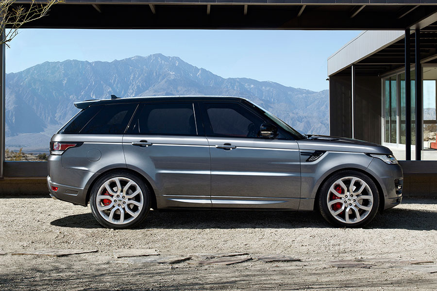 2013 Land Rover ALL-NEW Range Rover #8