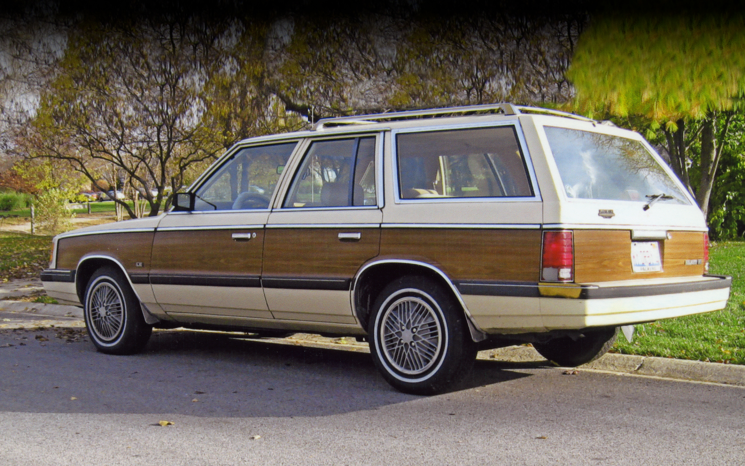 1987 Plymouth Reliant #10
