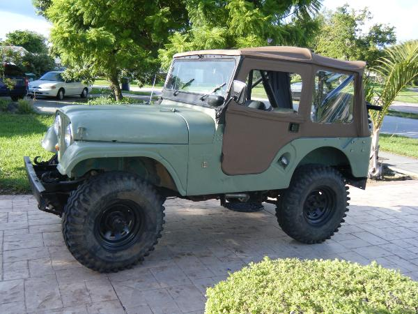 1968 Jeep CJ5 Photos Informations Articles