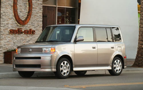 2005 Scion Xb #3