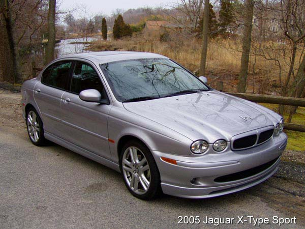 2005 Jaguar X-type #8