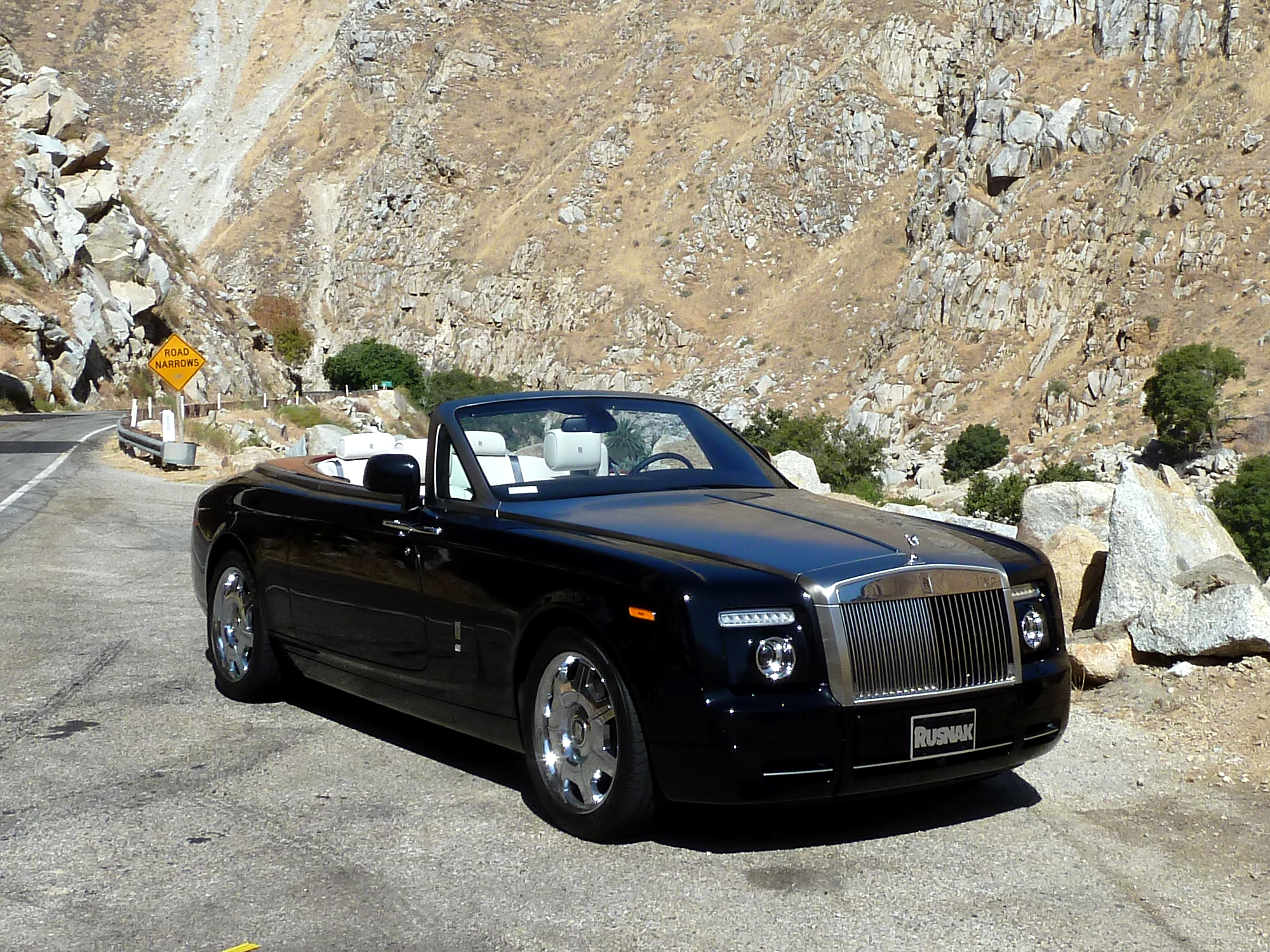 2008 Rolls royce Phantom Drophead Coupe #3