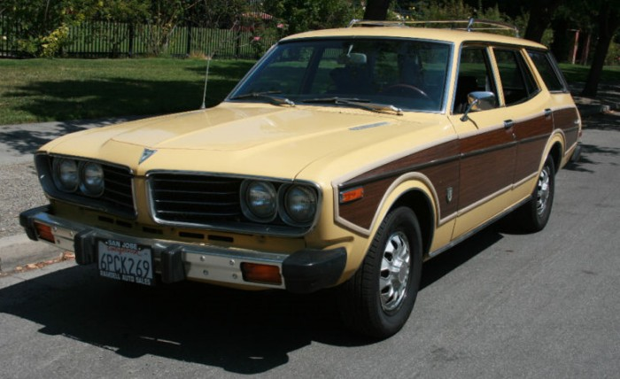 1975 Toyota Crown #11