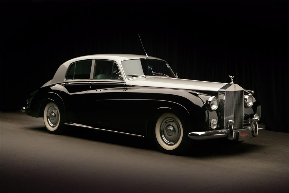 1960 Rolls royce Silver Cloud #14