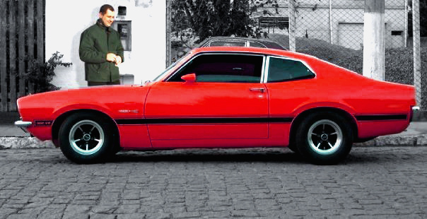 1973 Ford Maverick #12