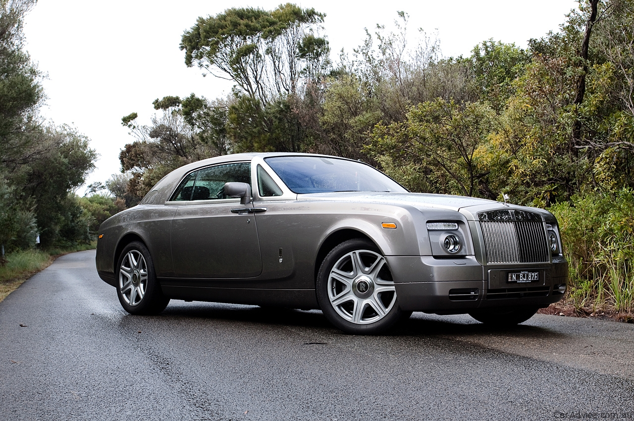 Rolls royce Phantom Coupe #13