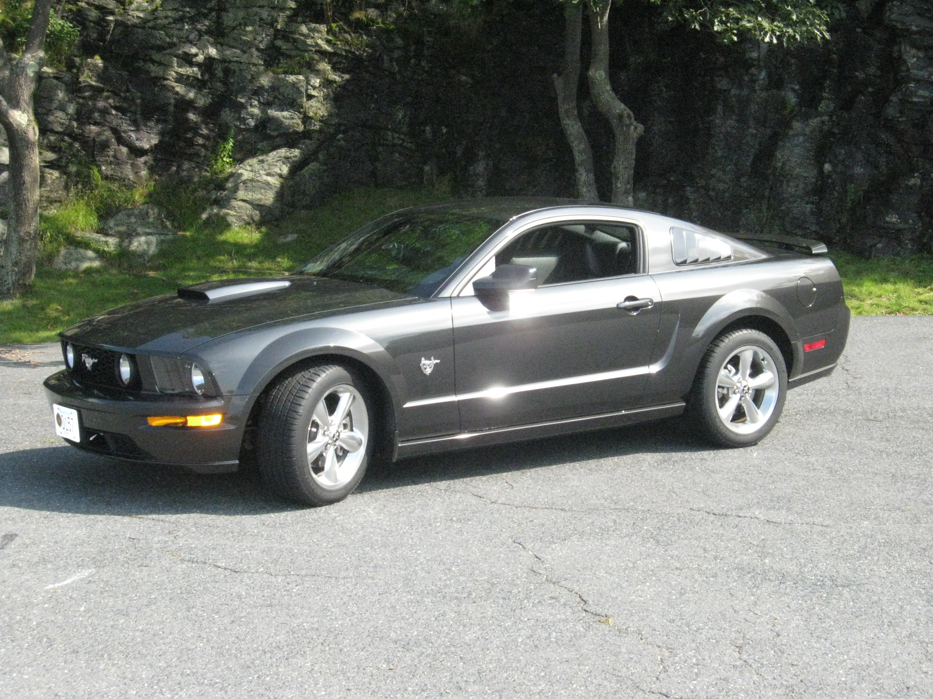 2009 Ford Mustang #12