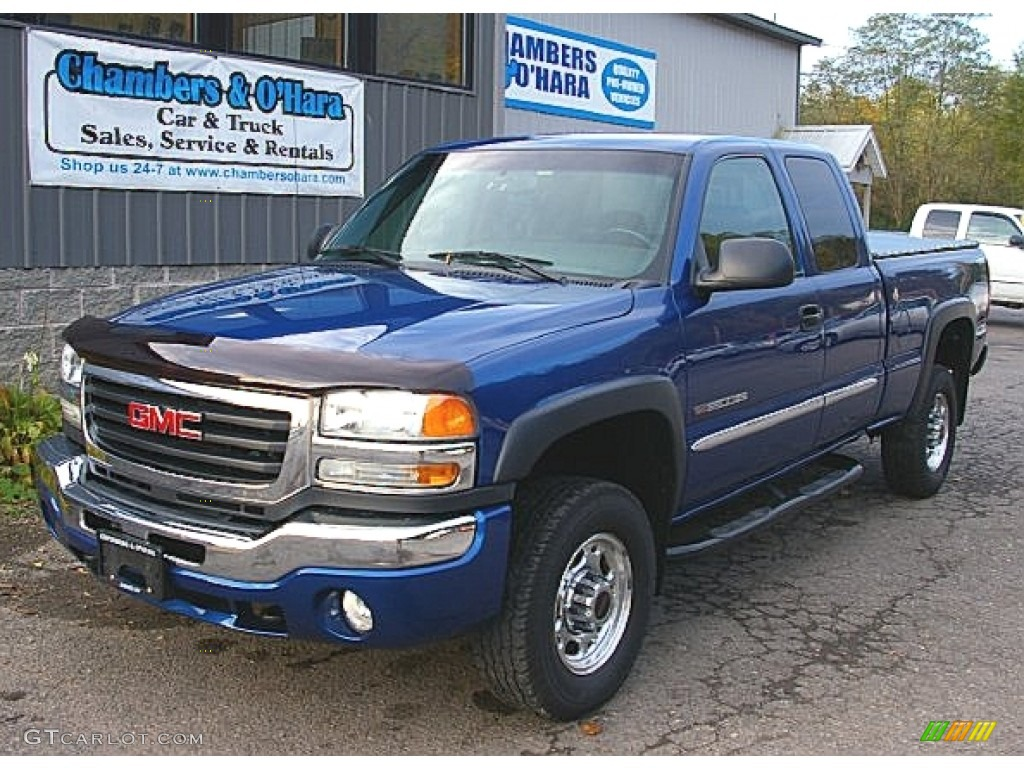 2003 GMC Sierra 2500hd #12