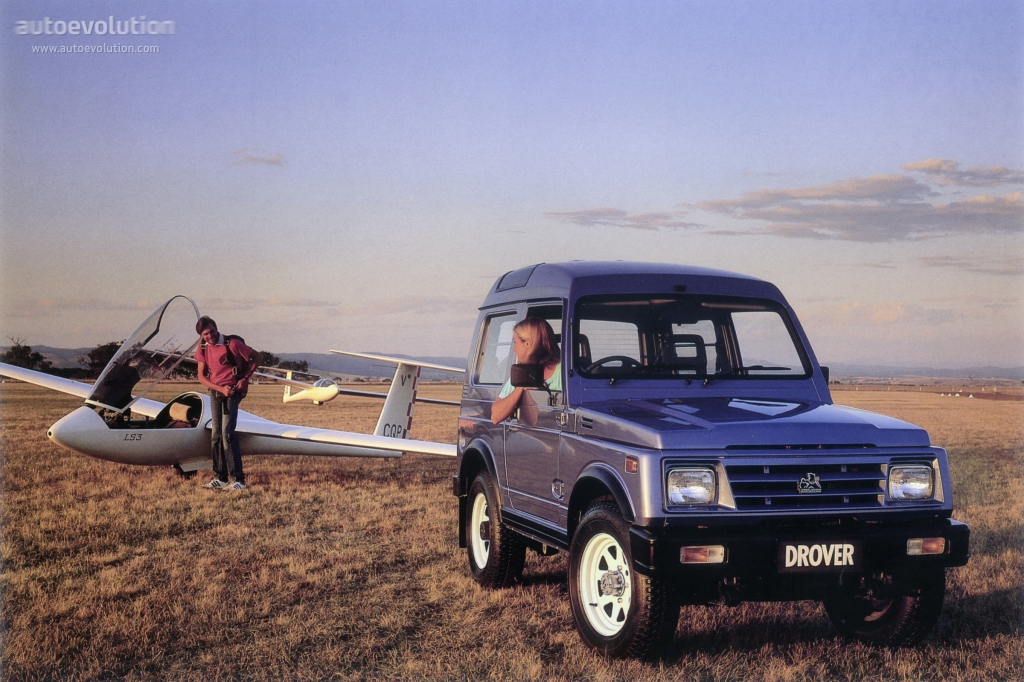 1985 Holden Drover #5