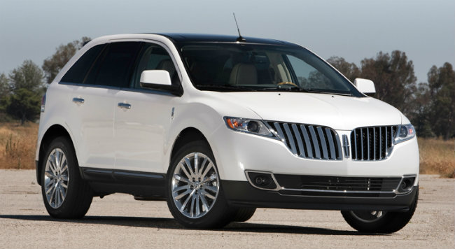 2014 Lincoln Mkx #5