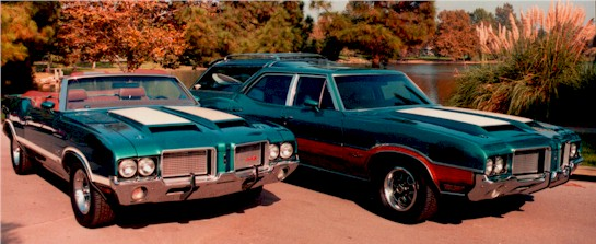 1972 Oldsmobile Vista Cruiser #18