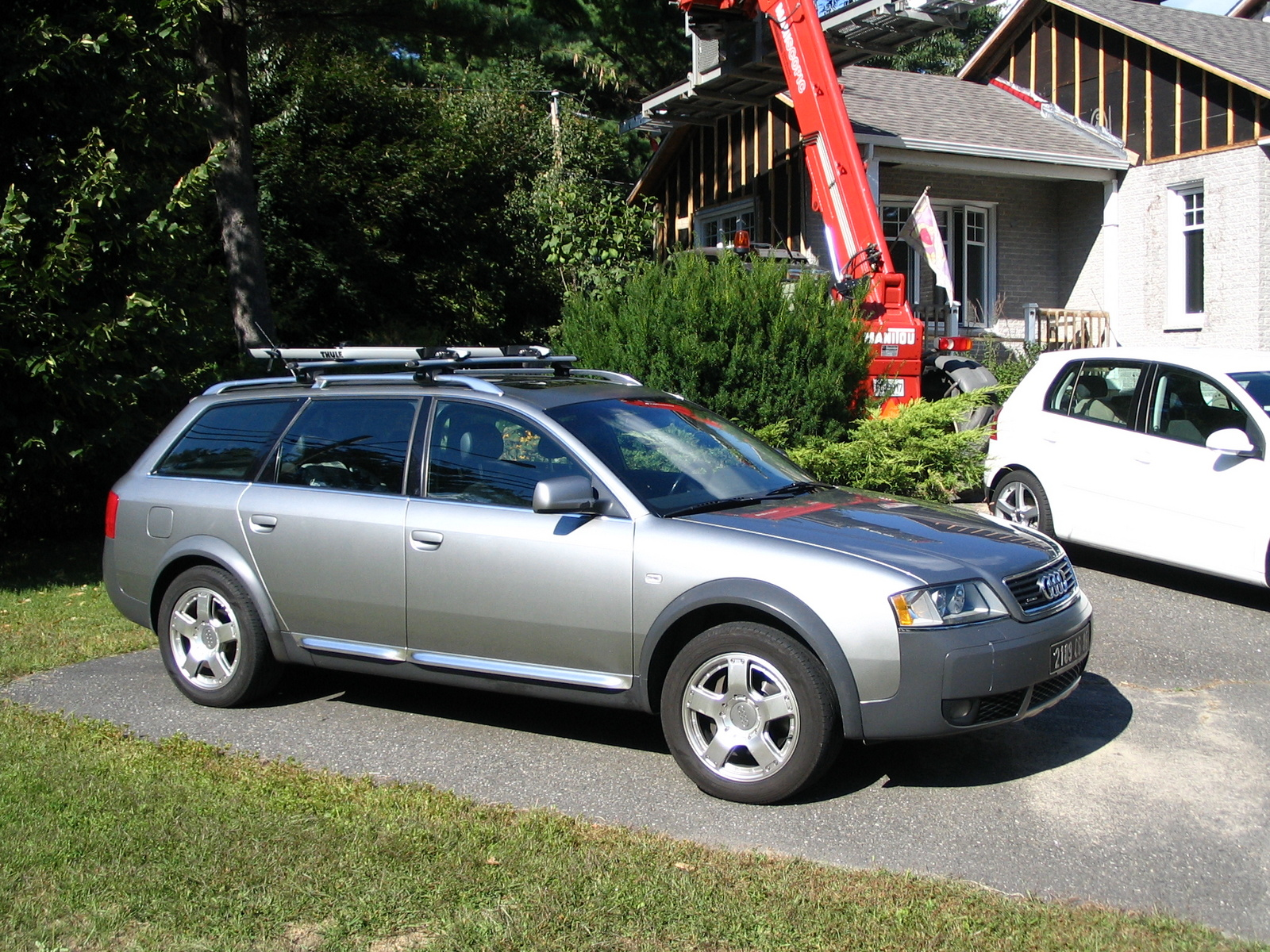2001 Audi Allroad Quattro Photos Informations Articles All Road Engine Diagram 2