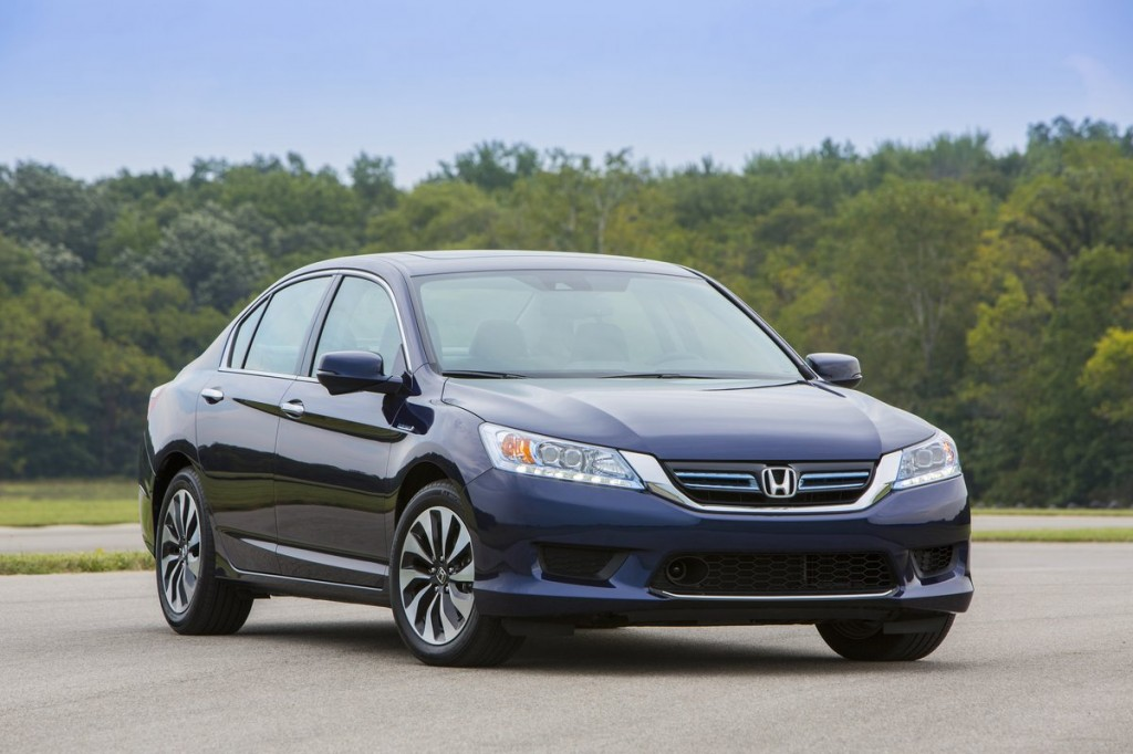 Honda Accord Hybrid #11