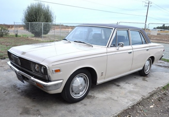 1970 Toyota Crown #8
