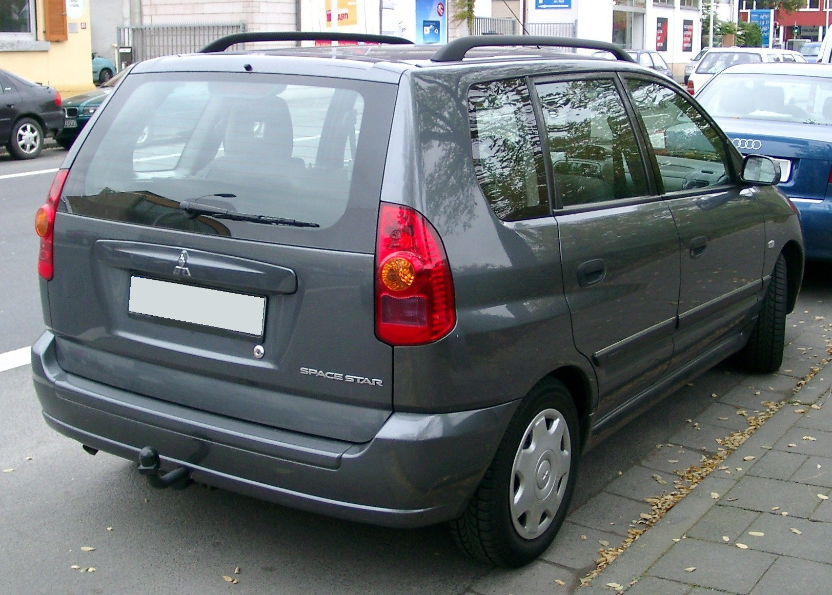 2005 Mitsubishi Space Star #12